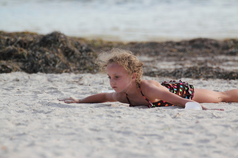 Sand Angel 2