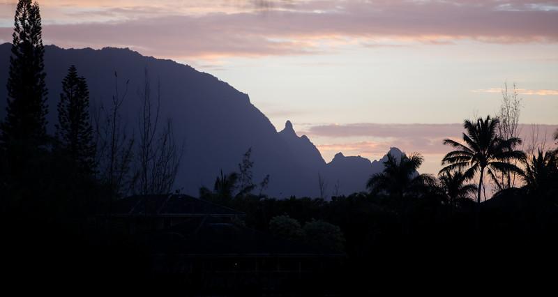Kauai Deck View