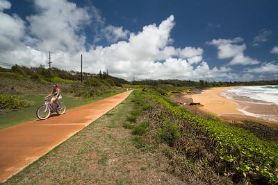 Kauai Bicycler