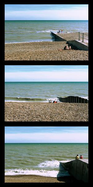 St Leonards, August 2007<br /> Leica IIIg, 5cm/2.8 Elmar, Fujichrome