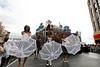 walk the plank street performance, 2007