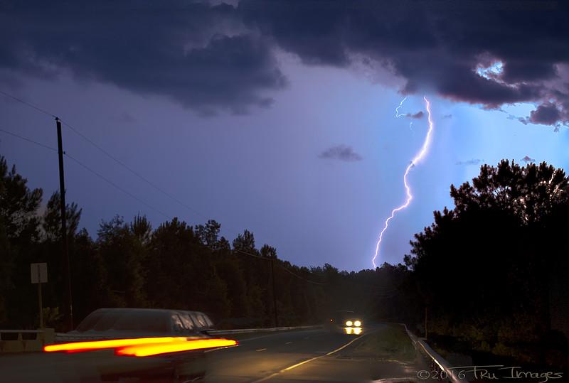 I am...... Lightning!