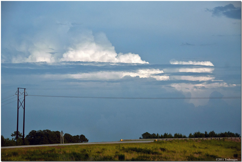 Aug 14<br /> Ominous clouds approach
