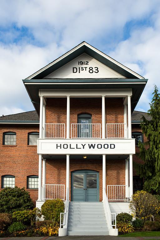 Hollywood at Woodinville Washington
