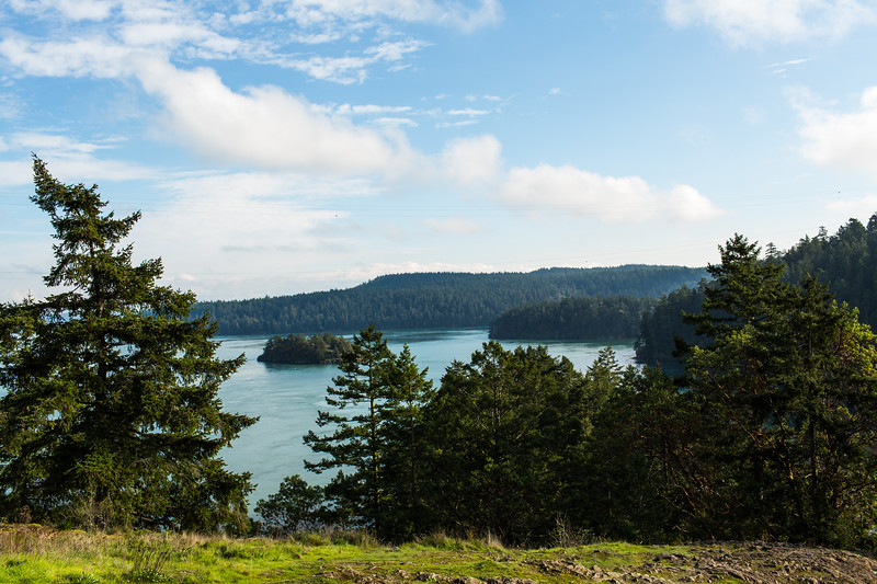 View from Deception Pass