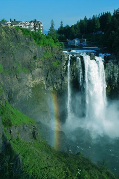 Snoqualmie Falls.