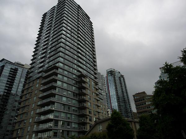 Rainy Day in Vancouver
