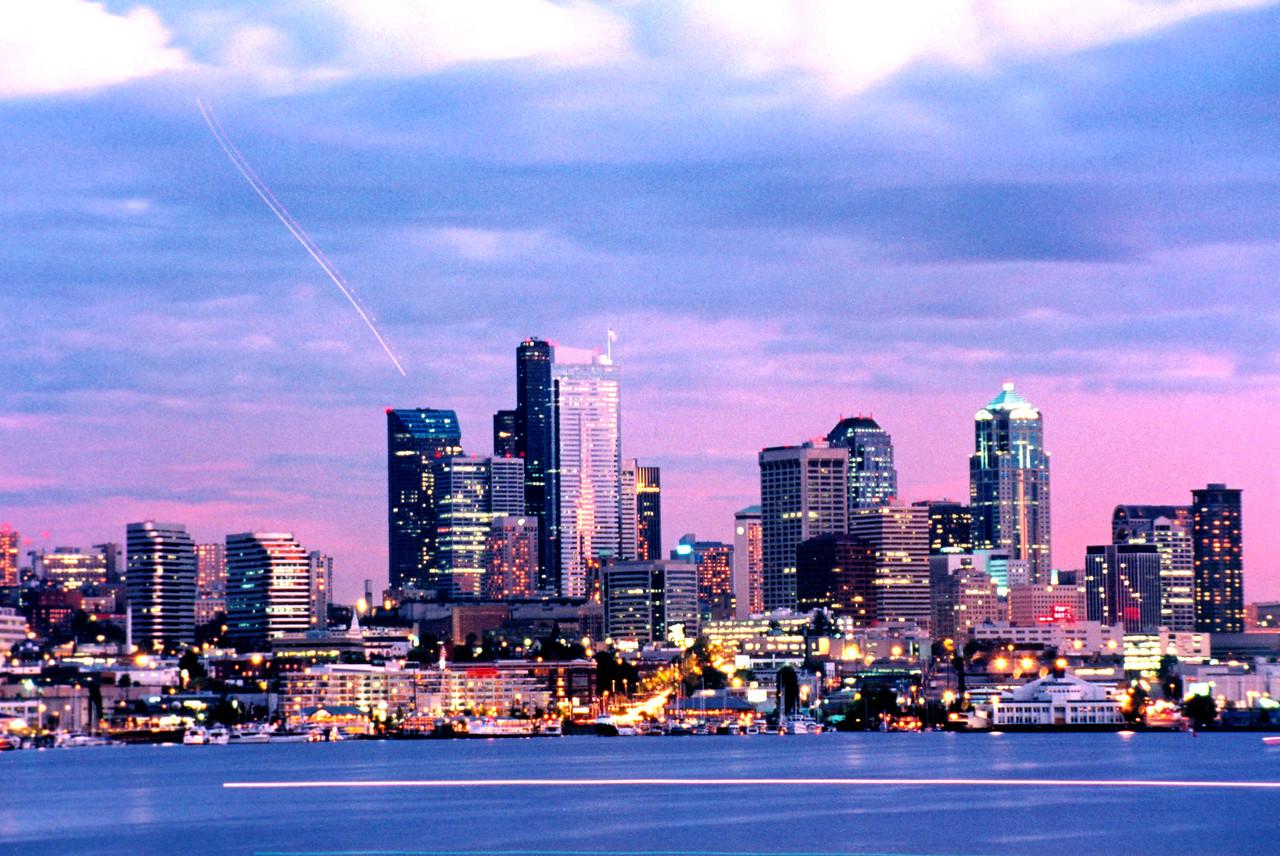 Seattle on Water