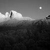 IR Moonrise