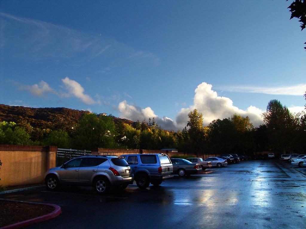 Sunset parking
