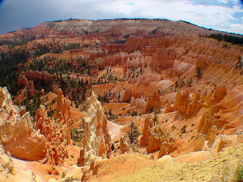 Bryce Canyon, August 2003