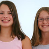 My daughter (right) setup a tripod with her Canon Digital Rebel camera and snapped some pics of her and a friend.