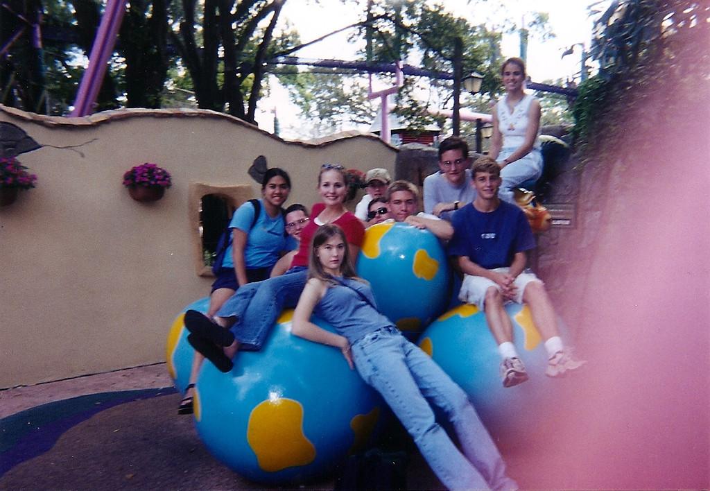 FCS Senior Trip 2001