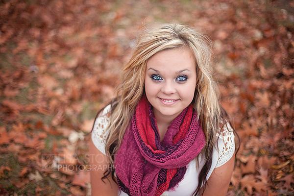 Haley Hutch High Senior 2015