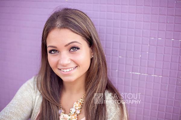 Sara Hutch High Senior 2015
