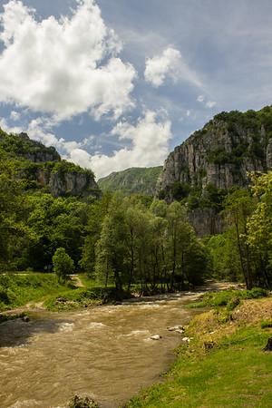 Jerma River Gorge, Serbia