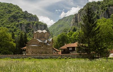 Poganovo Monastery, Serbia
