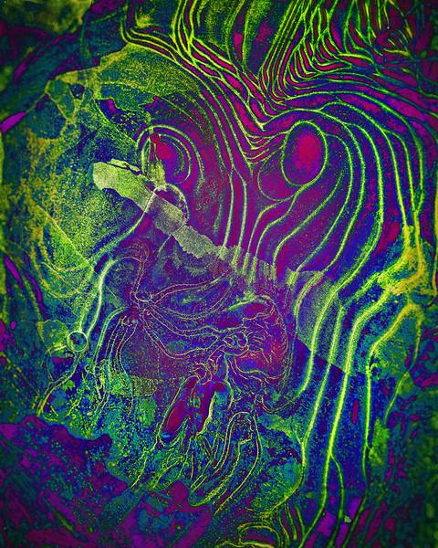 Colored Ice II