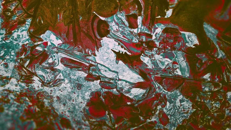 Colored Ice XVI