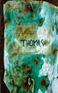 Hello my name is Thomas