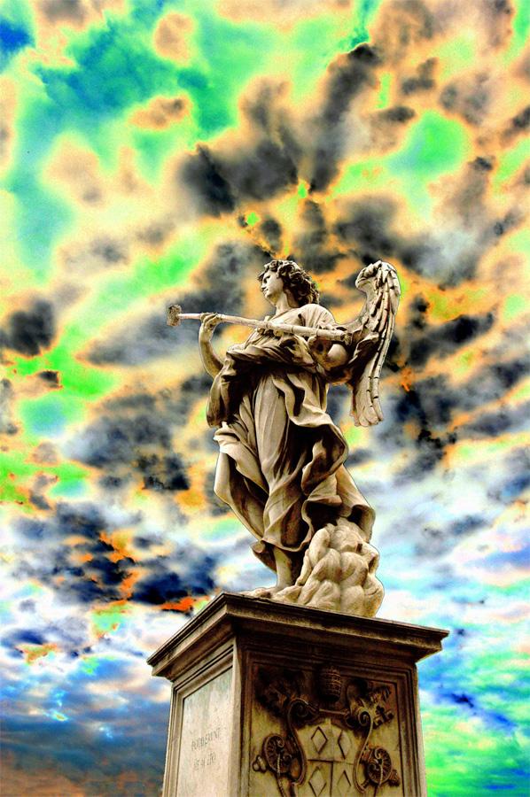 Angel, Rome