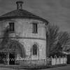 Casa Rotonda (Round House). Strada di Sopra at Sforzesca