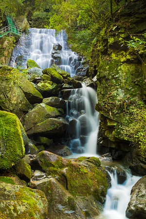 Hidden Dragon Waterfalls