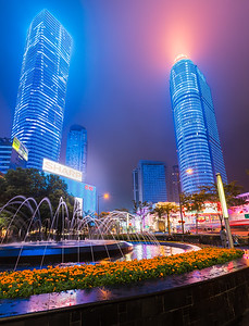 Nanjing at Night