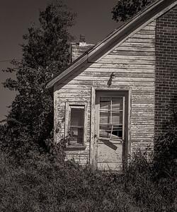 Front Porch Doorway