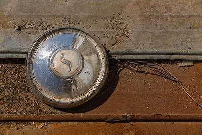 Studebaker Hubcap