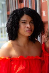 Shauna Britton shoot with Film Director / Photographer Terence Gordon