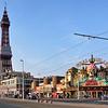 Blackpool - promenade