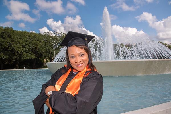 Sherrhonda Adams Graduation Photo Shoot