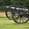 The canons of Bull Run - Manassas Virginia