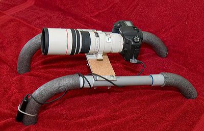 Shoulder Pod For Long Lens