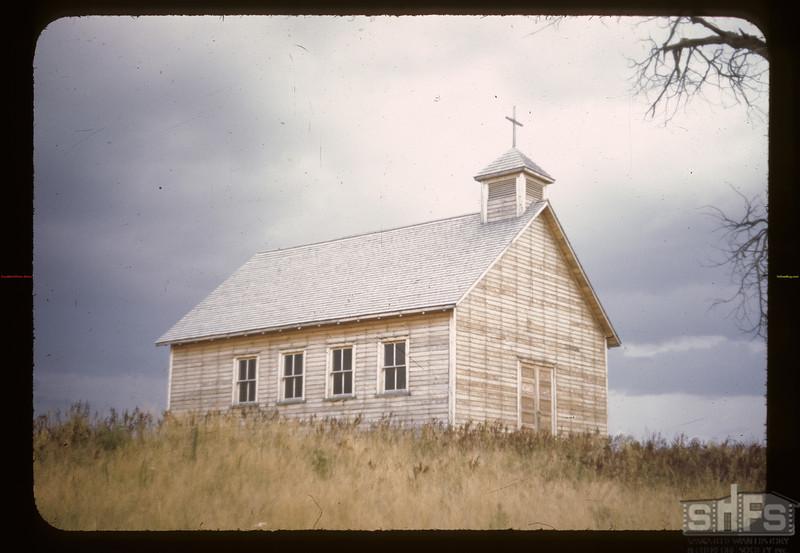 Sudaten Catholic Church. Brightsand. 09/08/1944