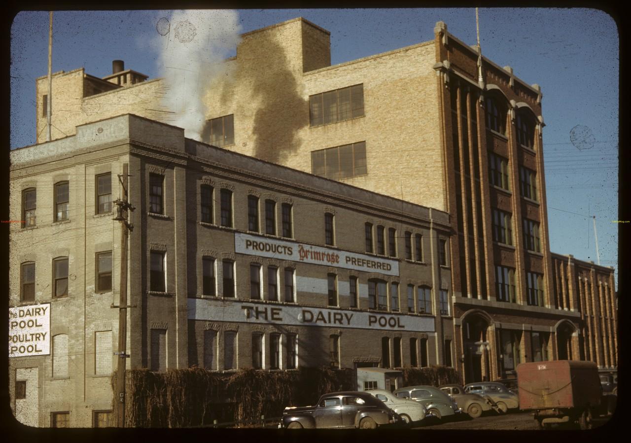 The Dairy Pool offices. Saskatoon 11/15/1941