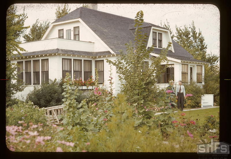 H. S. Jickling home. Eastend. 09/10/1941
