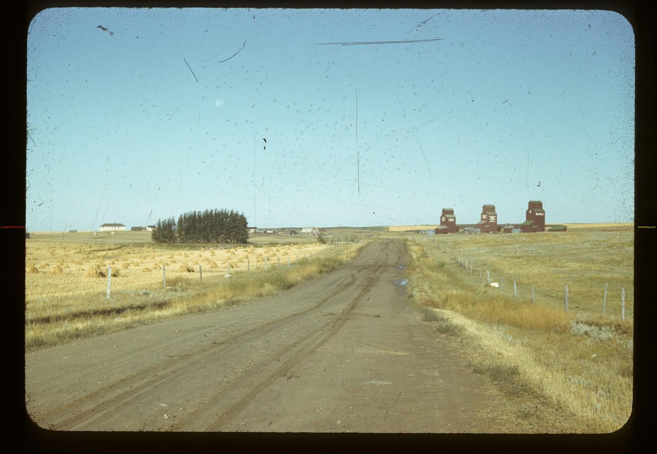 Entering Masefield. 08/28/1942