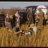 Time for lunch - C. B. McCoy harvest. Aneroid. 09/25/1952