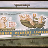 "Billboard showing ""Bacon for Britain"" by Canada Packers. Regina 08/22/1943"