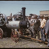 Pionera - early Case Portable steam engine. Saskatoon 07/06/1955