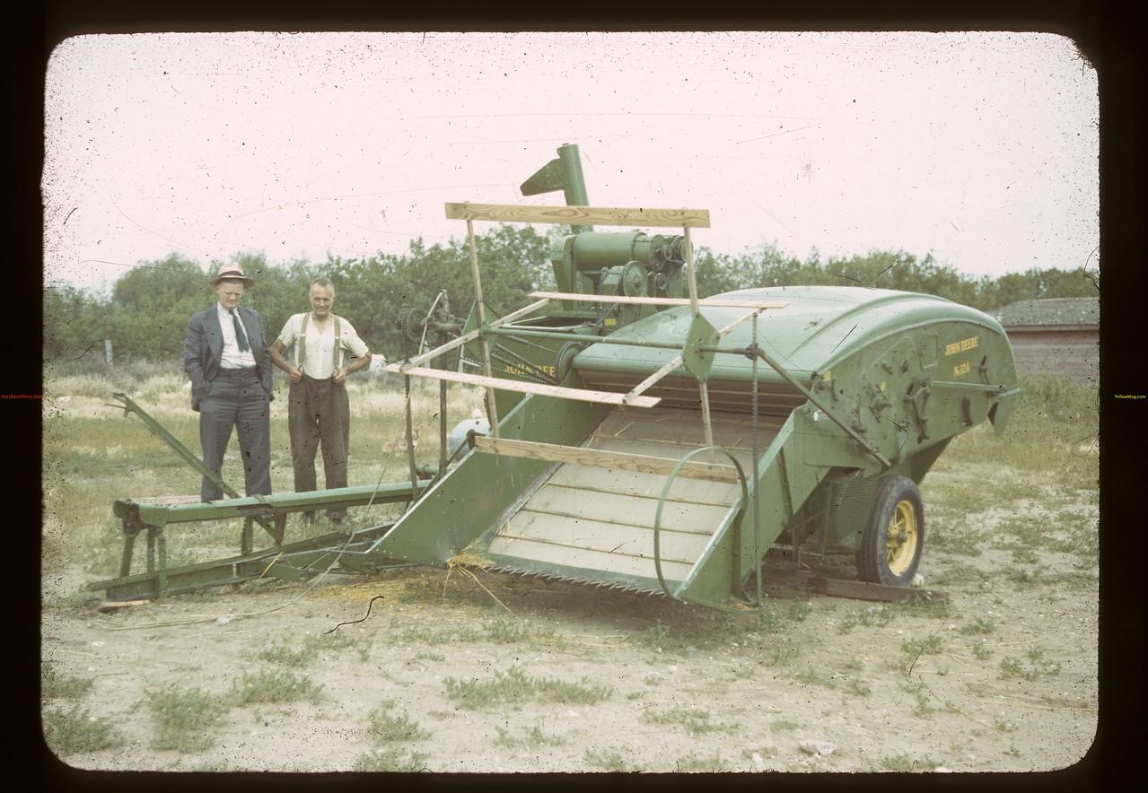 No 2A combine. Cadillac. 08/27/1942