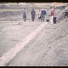 Concrete feeting. Fort Carleton. 09/12/1965
