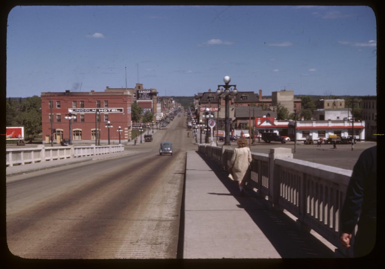 Centre Street looking north. Prince Albert. 06/18/1946