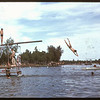 Off the diving board at Wascana Lake. Regina 08/03/1947