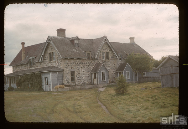 Beckton brothers house.	Cannington Manor. 09/05/1950