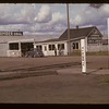 Co-op Lumber yard from Alberta. Lloydminster. 08/16/1940