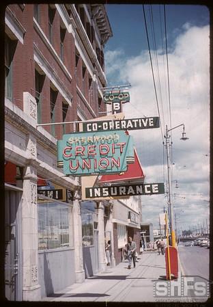 Co-op block - specific date unknown. Regina 07/01/1959