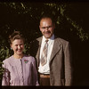 The Minister of Education Woodrow S. Lloyd and Mrs. Lloyd. Regina 08/11/1947